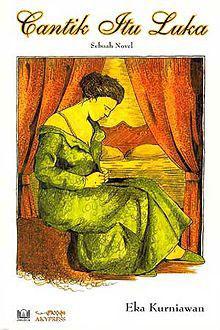 """Sampul """"Cantik Itu Luka"""", 2002"""