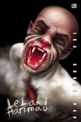 "Sampul ""Lelaki Harimau"" 2004"