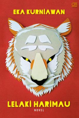 "Sampul ""Lelaki Harimau"" 2014"